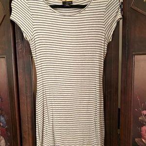 Wet Seal striped dress